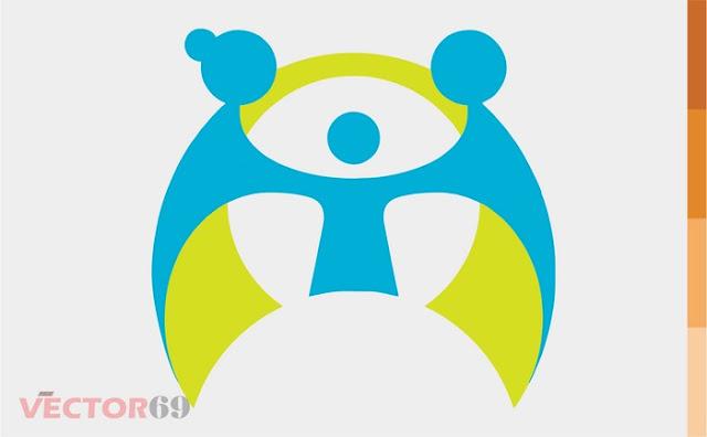 Logo Kementerian Pemberdayaan Perempuan dan Perlindungan Anak Indonesia - Download Vector File AI (Adobe Illustrator)