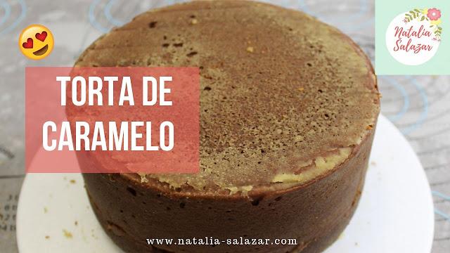torta de caramelo natalia salazar