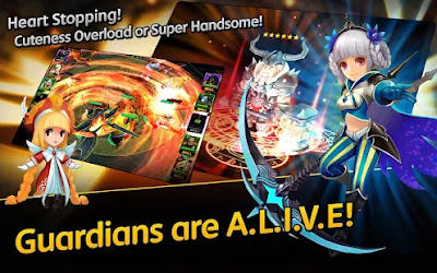 Game Android Guardian Hunter: SuperBrawl RPG v1.4.0.00 New