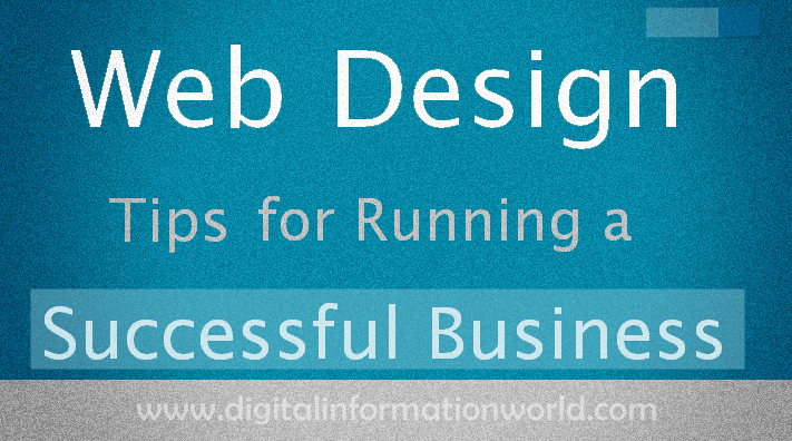 image: Web Design Tips for Running a Successful Business