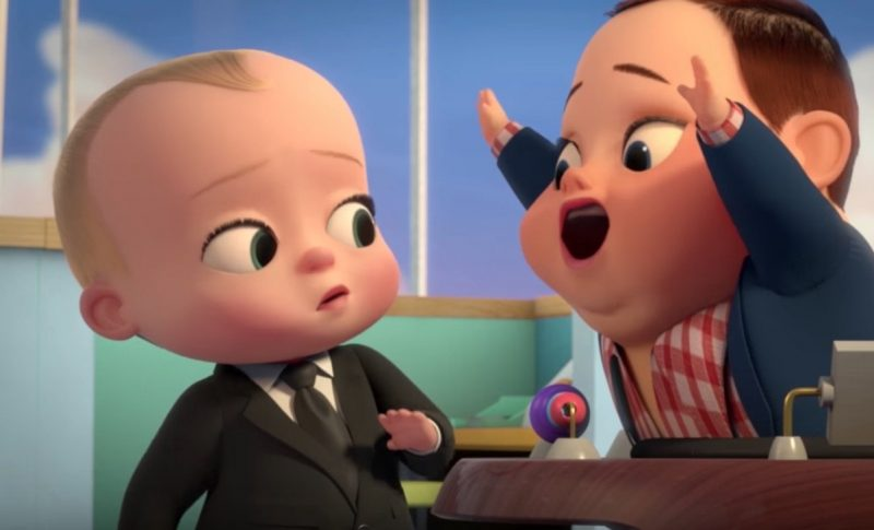 """NUEVO TRAILER DE """"THE BOSS BABY: BACK IN THE BUSINESS ..."""