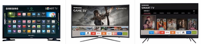Black Friday Smart TV Led Samsung ou Outras Marcas
