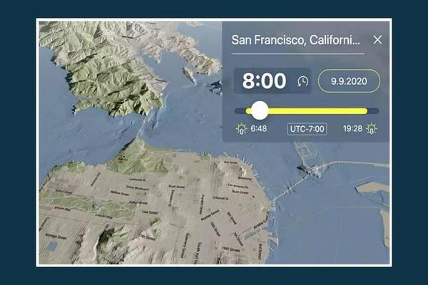 بمناسبة الصيف، إليك هذا التطبيق الجديد للعثور على الأماكن الموجودة في الظل و تجنب الشمس في الصيف باستخدام الخرائط فقط