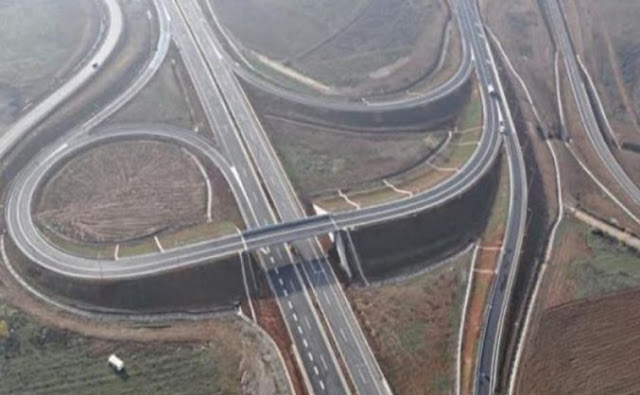 Same as Nation's Road, Kosovo highways with tariffs, but less than 5 euro