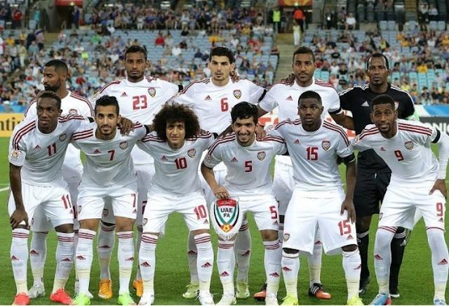 تعادل الامارات والبحرين اليوم 5-1-2019 في افتتاح بطولة كأس آسيا 2019