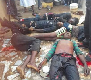 Shiite Killings: CESJET Demands Tough Response