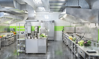 Lighting Tips for Commercial Kitchens