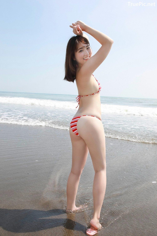 Image Japanese Gravure Model - Kanae Shiina - YS Web Vol.868 - TruePic.net - Picture-7