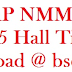 AP NMMS Hall Tickets Download 2015
