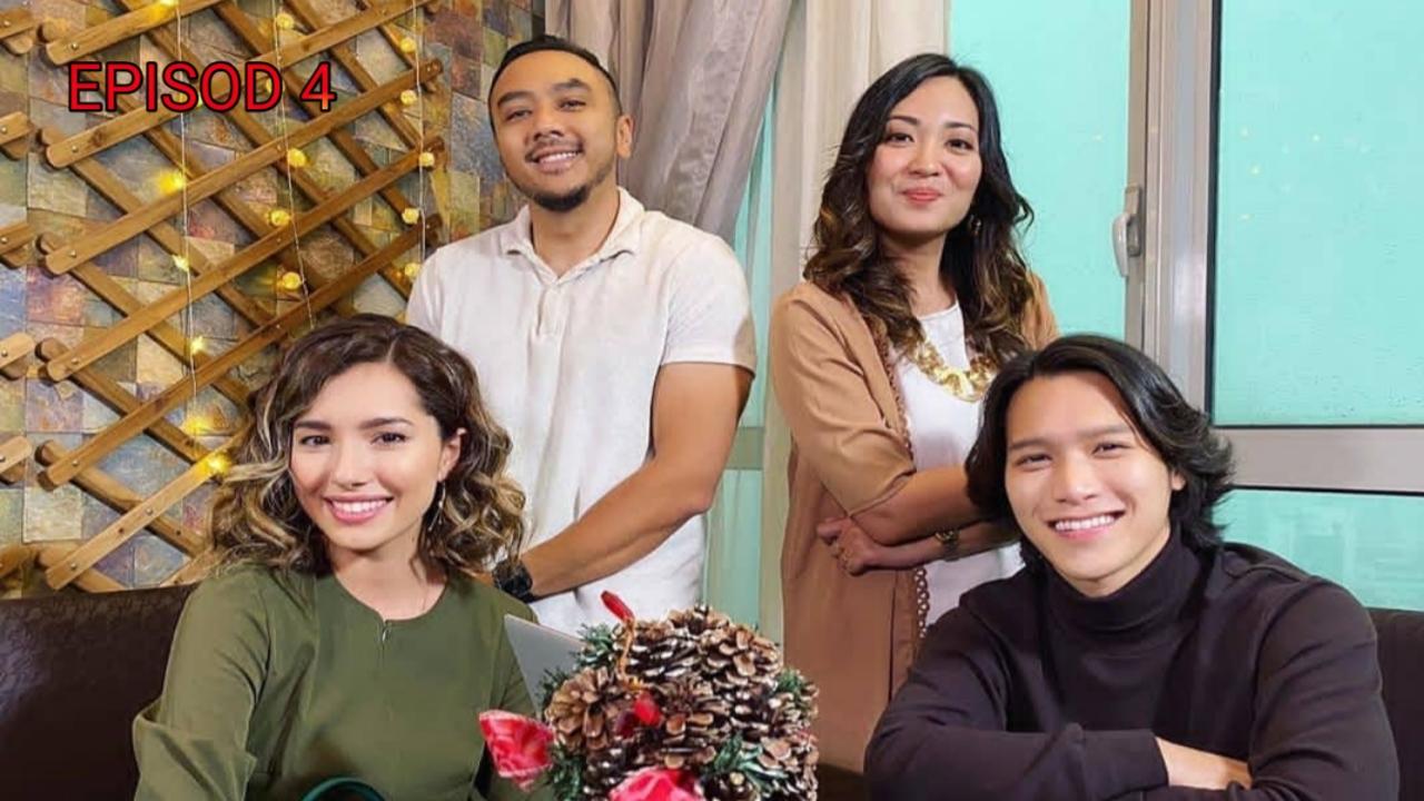 Tonton Drama Romantika 4 Hari 3 Malam Episod 4 (TV3)
