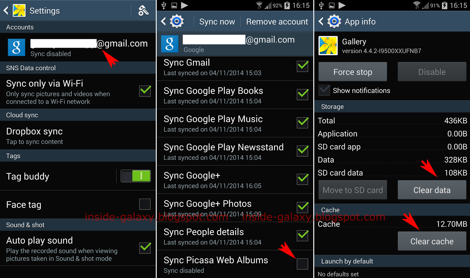Turn Off Notifications Galaxy 4  Apps Directories