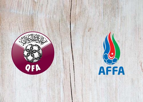 Qatar vs Azerbaijan -Highlights 27 March 2021