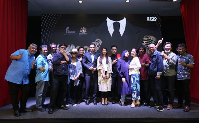 Program Stand Up Comedy Otai di Astro Warna