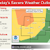 Wednesday, August 14th Weather Outlook