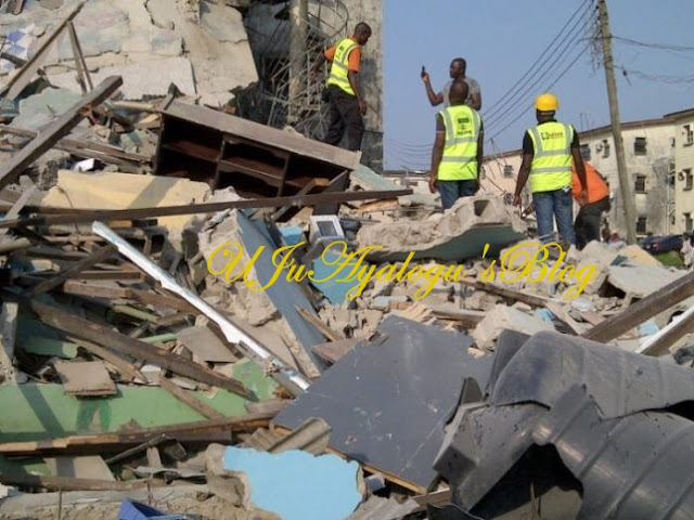 Synagogue's 6-storey building collapse: Lagos State closes its case, court adjourns to Oct. 5