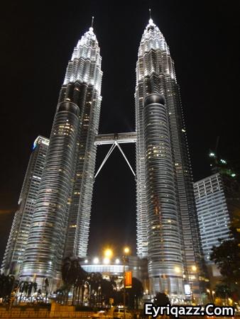 Industri Binaan Malaysia Bangunan menarik cantik senibina