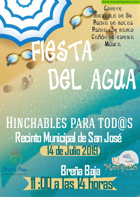SANTA ANA 2019: Fiesta del Agua