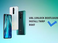 Cara UBL (Unlock Bootloader), Install TWRP, dan Root Xiaomi Redmi Note 8 Pro