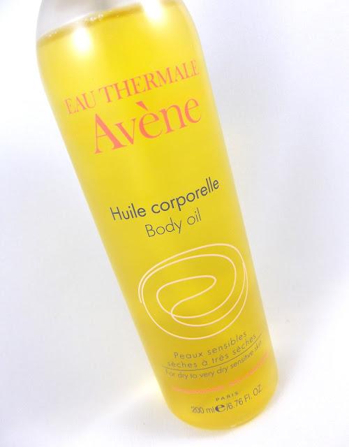 AVENE Huile Corporelle Body Oil Peaux Sensibles