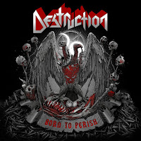 "Destruction - ""Betrayal"" (video) from the album ""Born to Perish"""