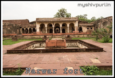 Narwar history and marwar fort