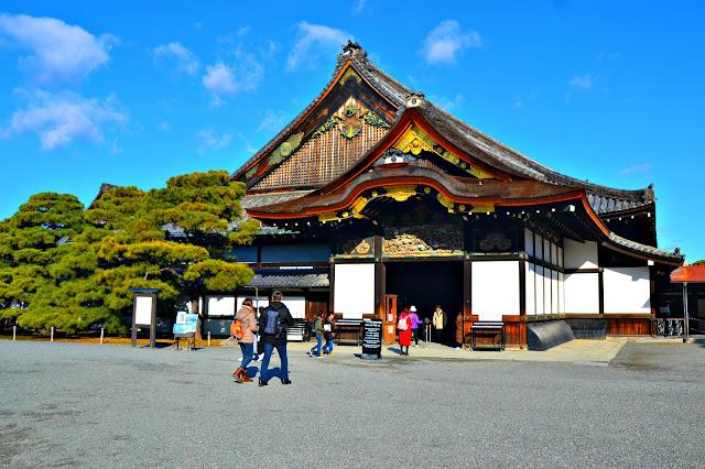 Nijo Castle - Kyoto City, Kyoto Prefecture