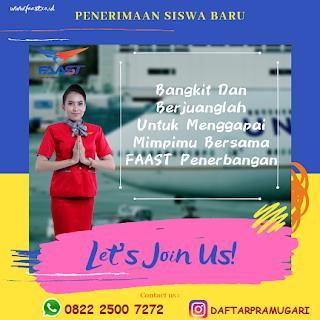 Alamat Sekolah Pramugari Akademi Penerbangan di Indonesia