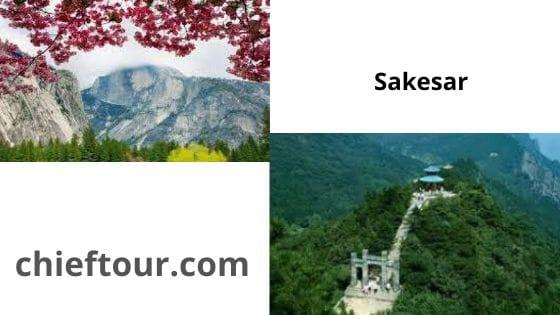 The Beautiful Views Of Sakesar Soon Valley