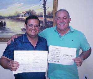 Berg Contador lança pré-candidatura a Vereador em Patos ao lado do Professor Jacob
