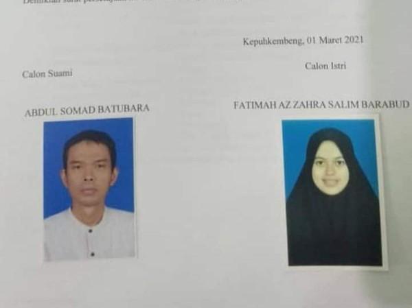 Ustaz Abdul Somad Akan Nikahi Gadis 19 Tahun Asal Jombang Bulan Syawal