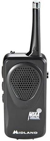 Small Weather Alert Radio