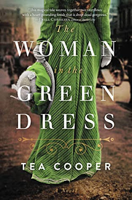 The Woman in the Green Dress cover