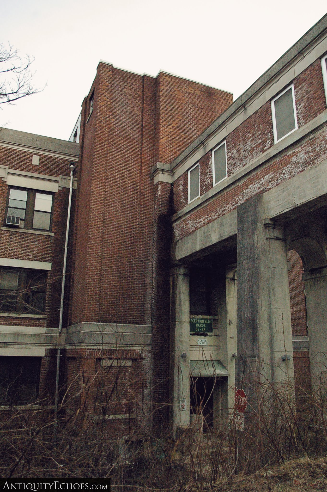 Overbrook Asylum - Skyway in 2009