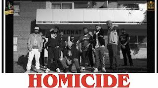 HOMICIDE LYRICS – Sidhu Moose Wala