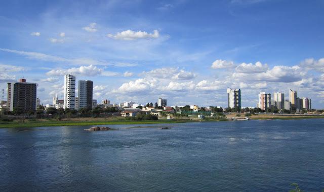 Orla de Petrolina - Pernambuco
