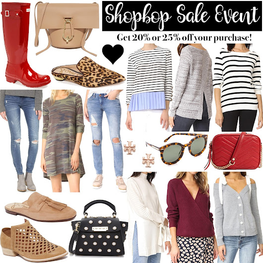 Shopbop Sale Favorites + How I've Worn Them