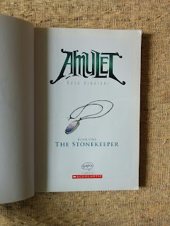 Amulet: The StoneKeeper (Book One)