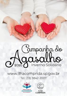 Presidente do Fundo Social de Solidariedade, Juliana Peitl, lançou o Inverno Solidário - Campanha do Agasalho