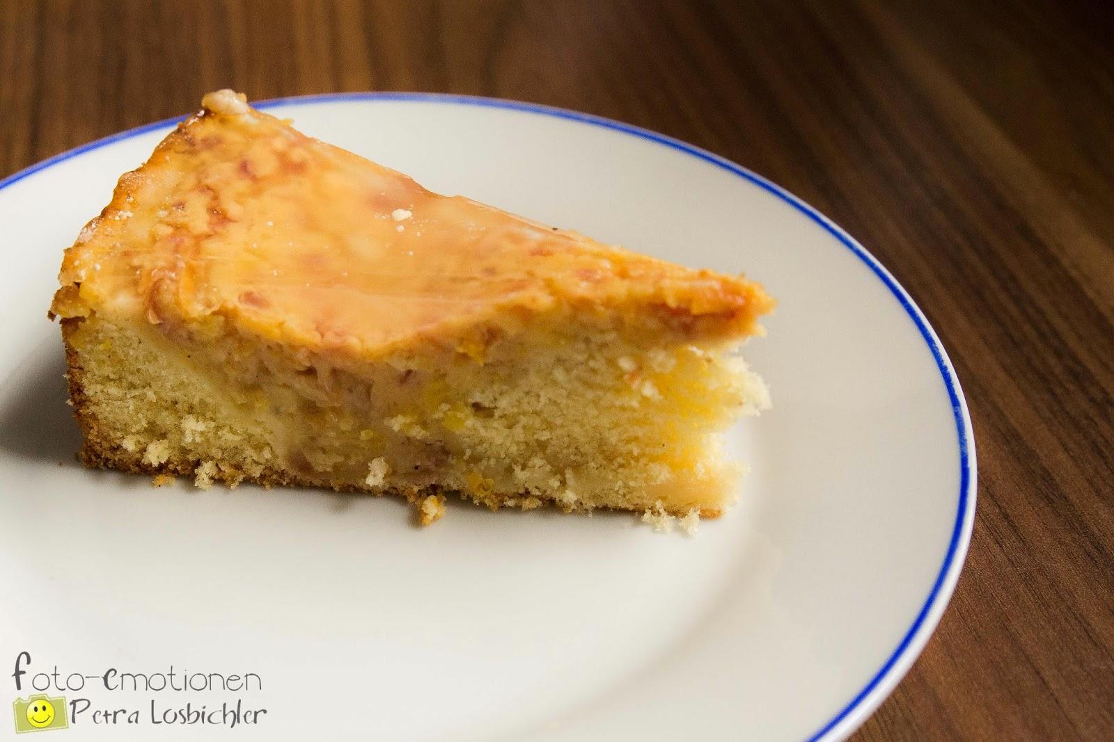 Der Kochfreak Thermomix Rezept Vanillekuchen Mit Nektarinen