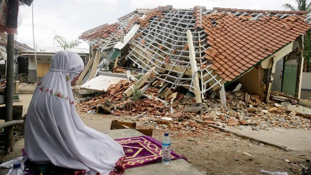 Bobrok!! Dana Pembangunan Masjid Pasca Bencana, Dipalak Staf Kementrian Agama