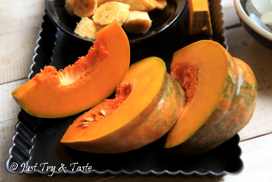 Resep Cheesecake Labu Kuning JTT