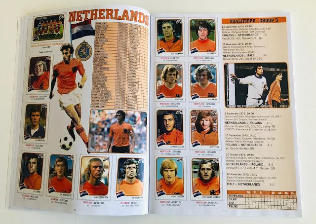 Figurine Olanda Euro 76