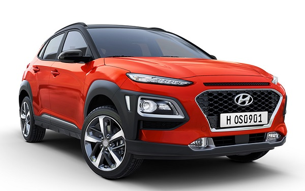 Hyundai Kona Safety Plus 2WD