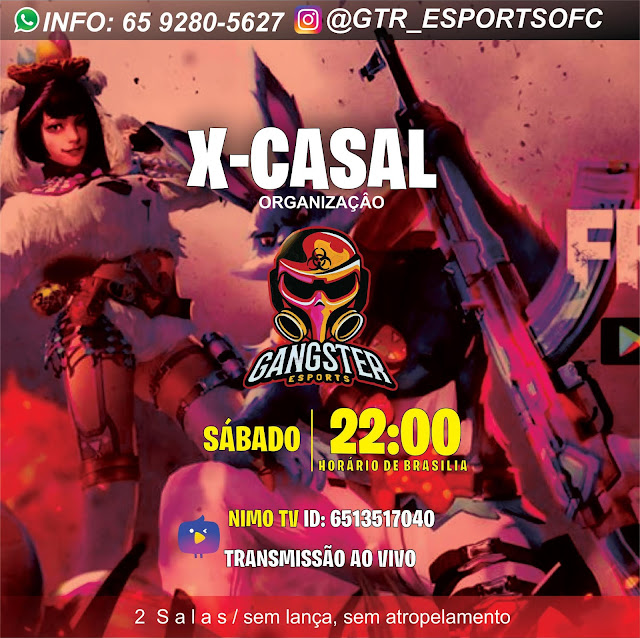 X-CASAL GTR E-SPORTS