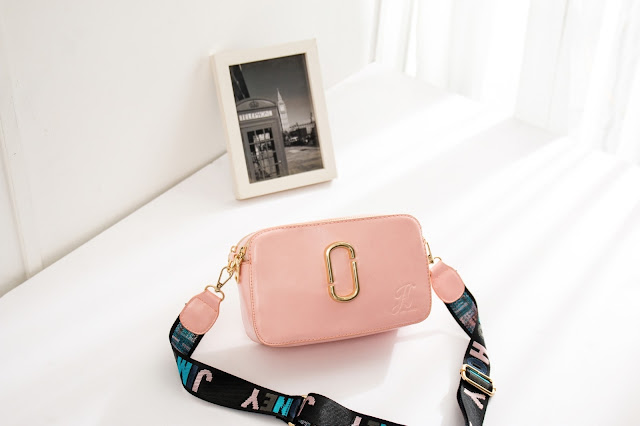 Jims Honey Taylor Bag Pink