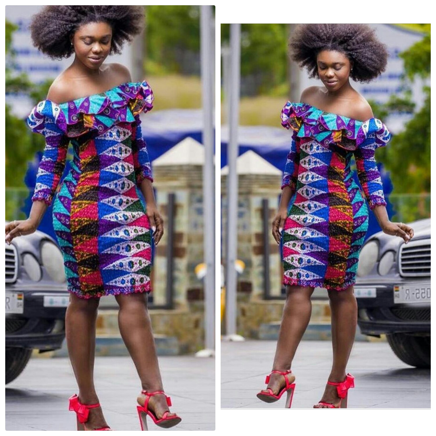 New And Beautiful Kitenge Fashion Fashenista
