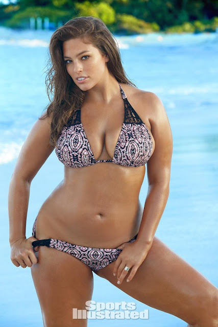 Ashley Graham – Sports Illustrated Swimsuit Edition