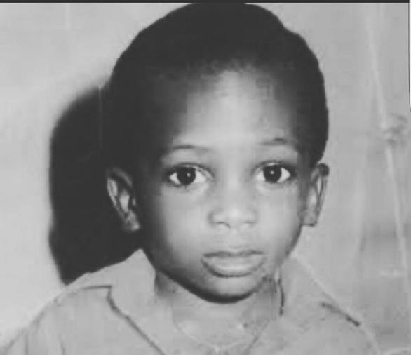 May D shares childhood photo as singer cturns a year older