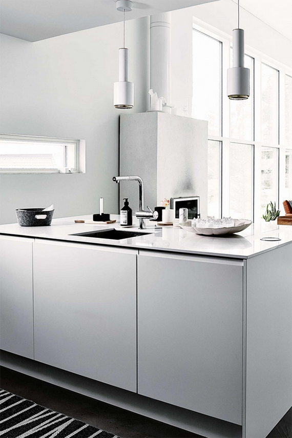 DESIGN TREND: Handle free kitchen cabinets | Inside Out