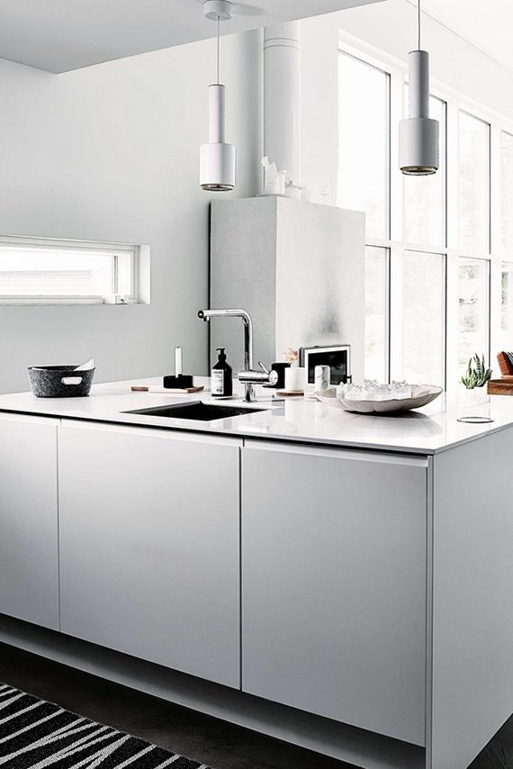 Decor Trend Handle Free Kitchen Cabinets  My Paradissi